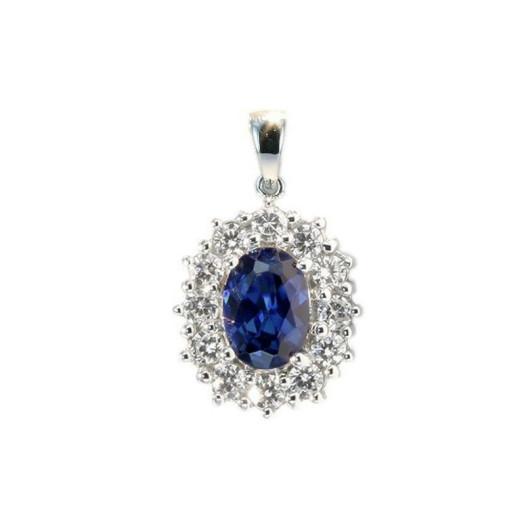 Magnifico II Safir og Diamanter