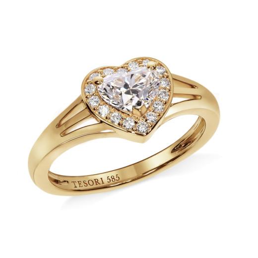 Affetto Diamantring