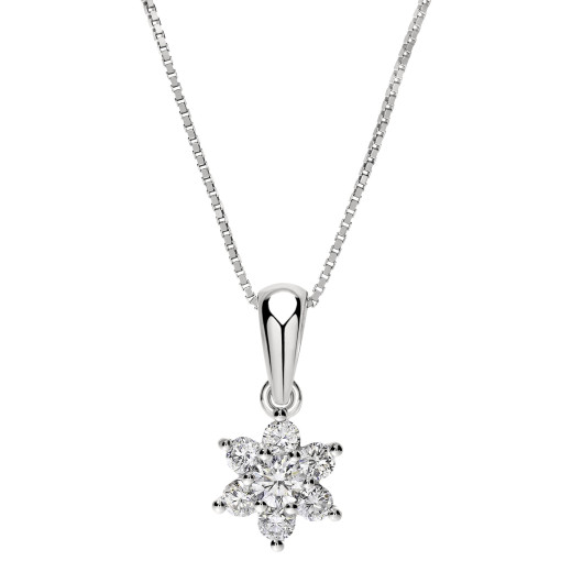 Cristallo Diamantsmykke