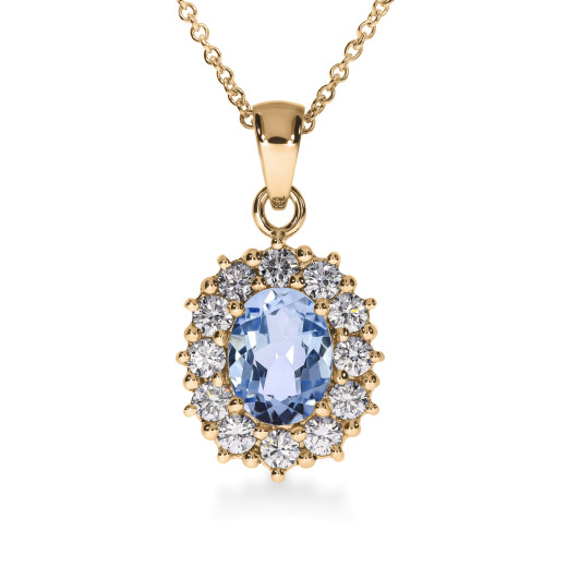 Magnifico III Topas og Diamanter