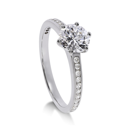 Nobile Diamantring
