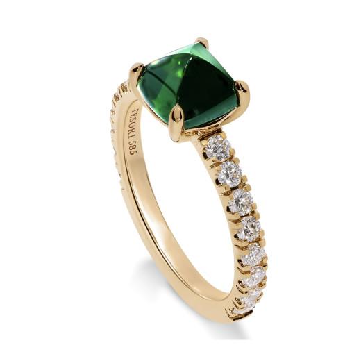 Verona Verde Diamantring