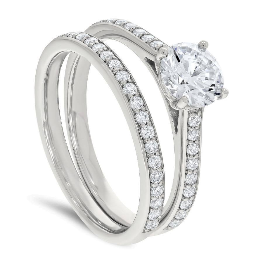 Agile diamantringer