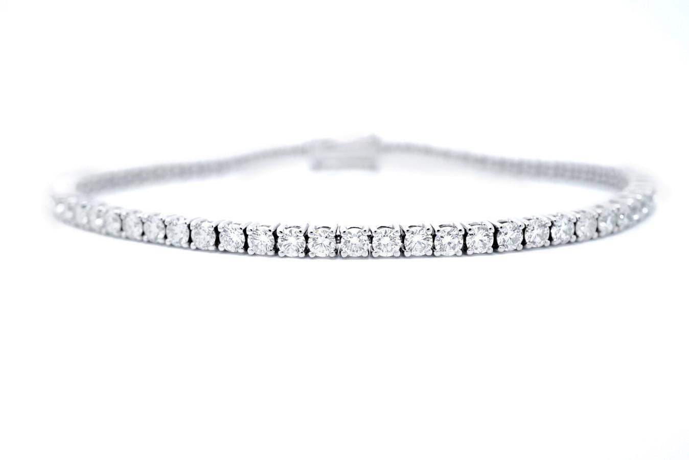 Cerchio Diamantarmbånd 4,20ct