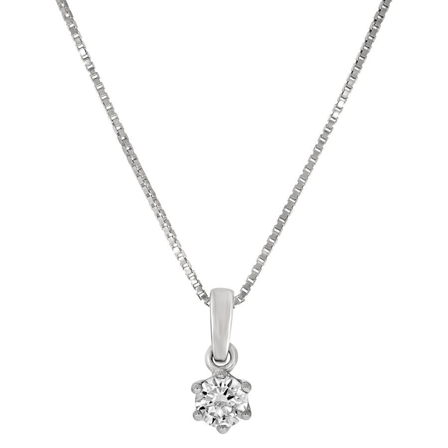 Cielo enstens diamantanheng 0,20ct