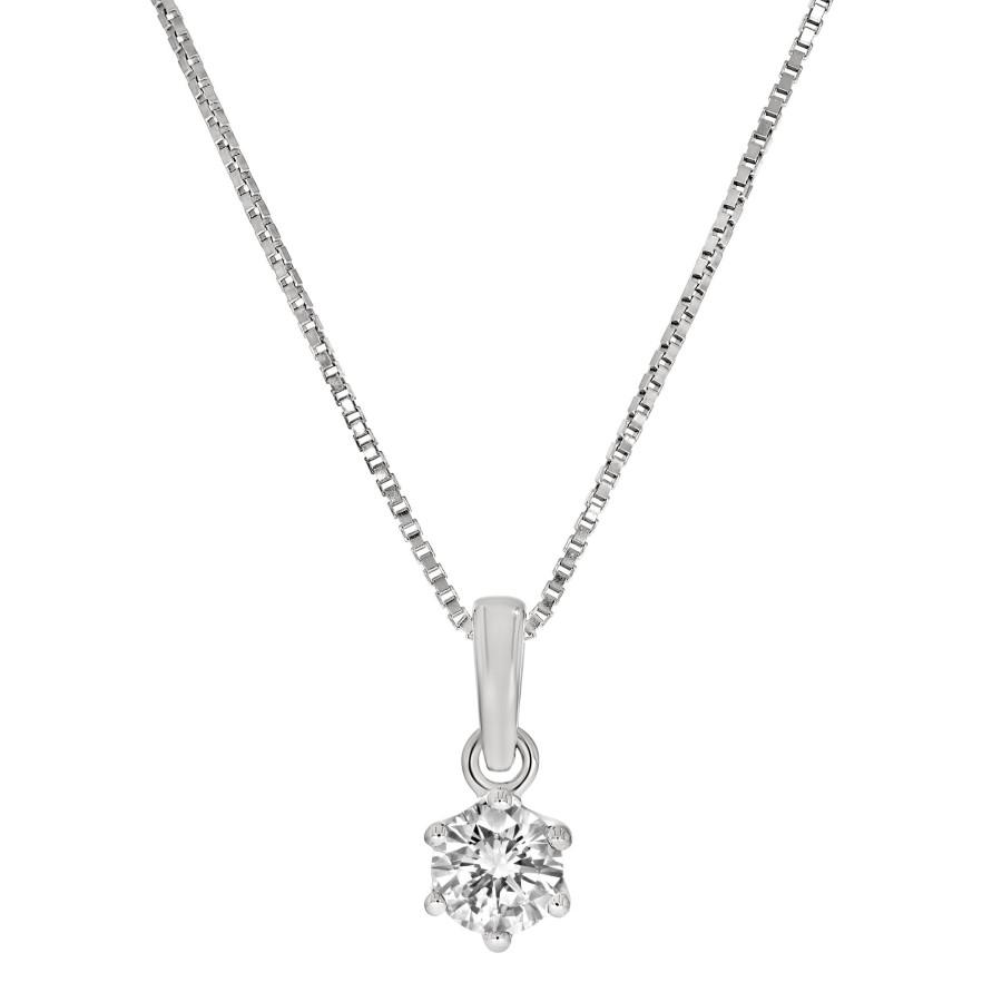 Cielo enstens diamantanheng 0,30ct GIA