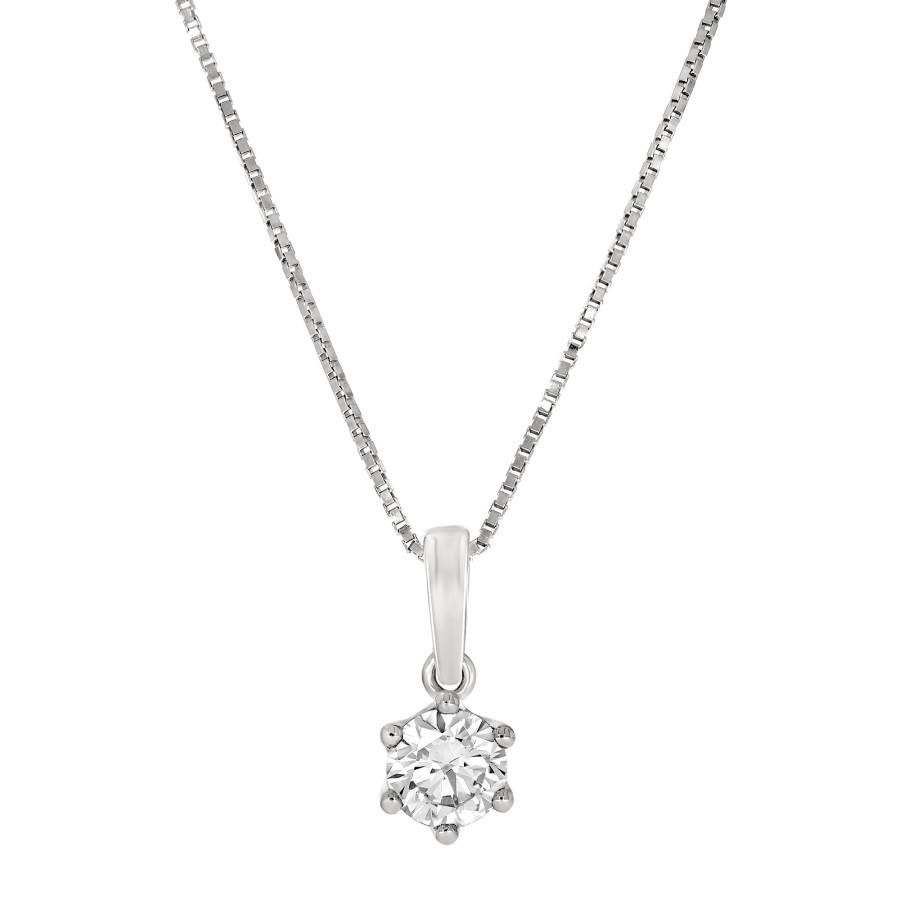 Cielo enstens diamantanheng 0,40ct