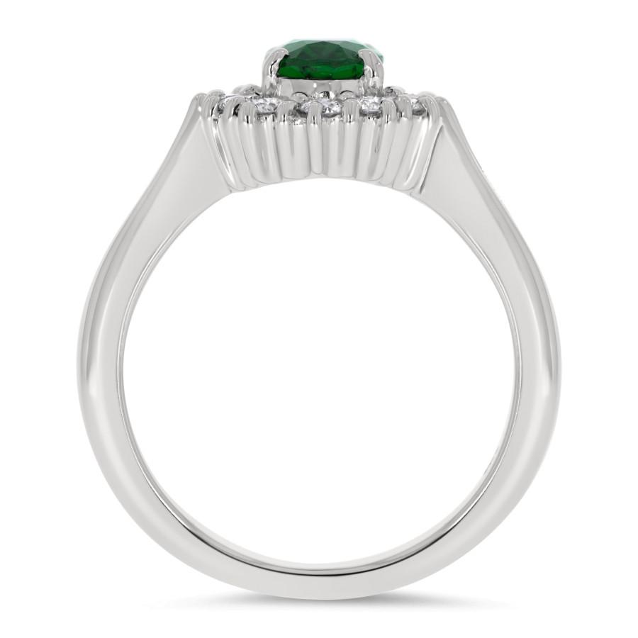 Magnifico II Ring med tsavoritt