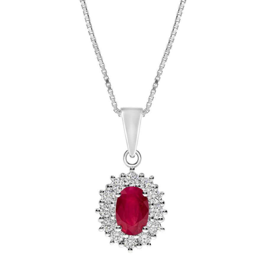 Magnifico Neo rubinsmykke