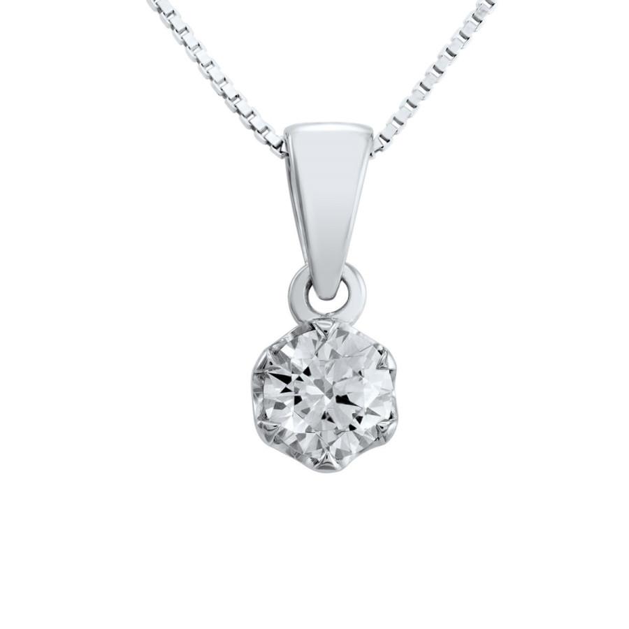 Verità Enstens Diamantsmykke 0,25ct