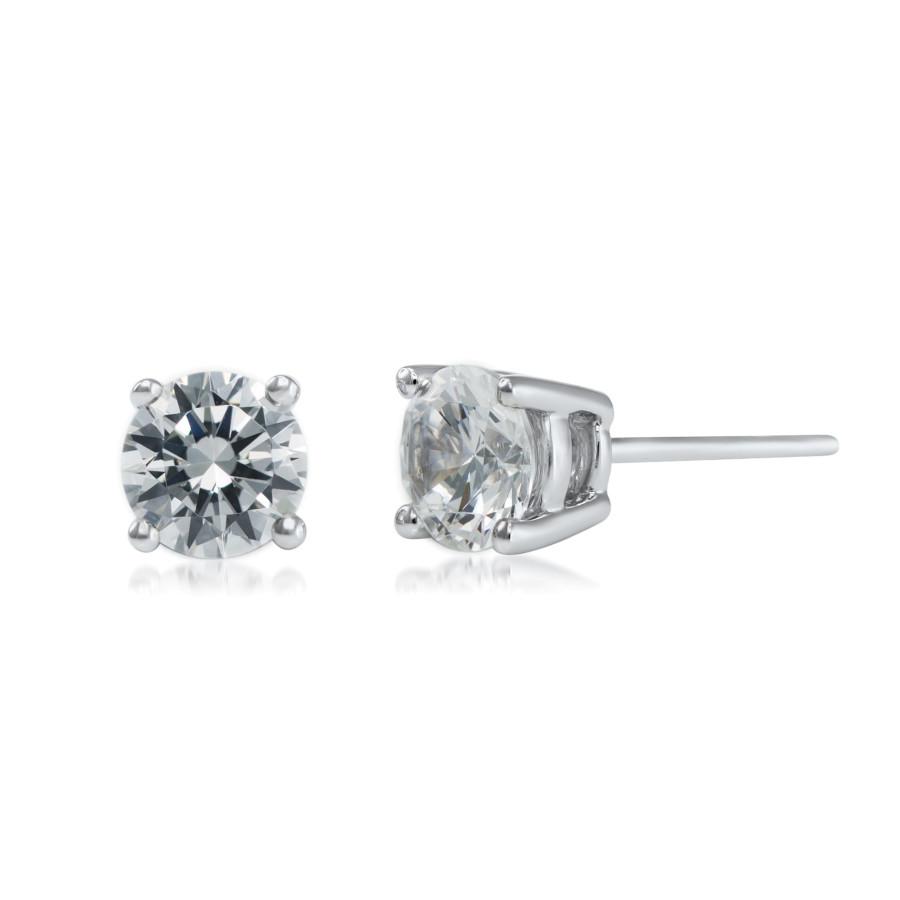 vero diamantøredobber