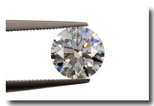 Diamant i pinsett - vurdering av klarhet