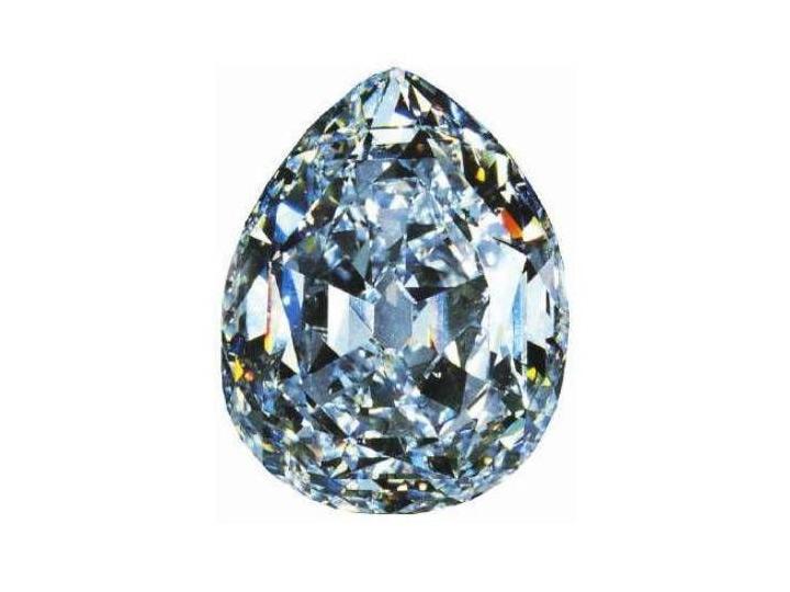 Verdens største diamant - Cullinan