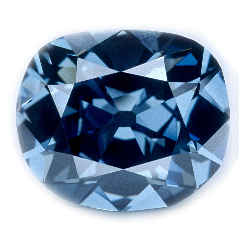 Blå diamant - Hope diamanten